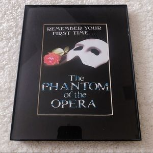 The Phantom of the Opera Poster in Frame